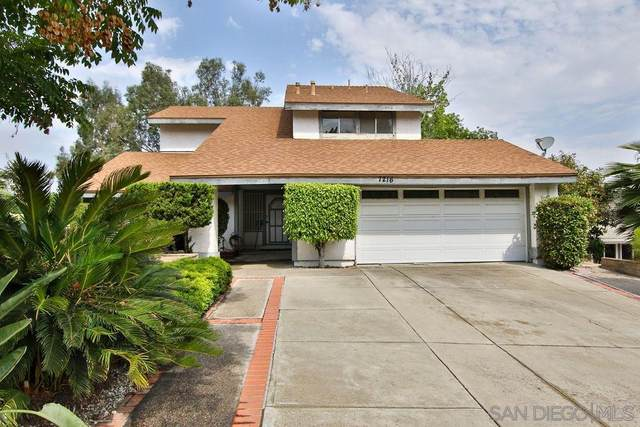 7216 Margerum Ave, San Diego, CA 92120 (#210017083) :: SunLux Real Estate