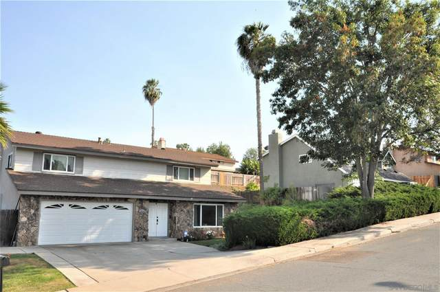 10046 Fieldcrest St, Spring Valley, CA 91977 (#210017097) :: PURE Real Estate Group