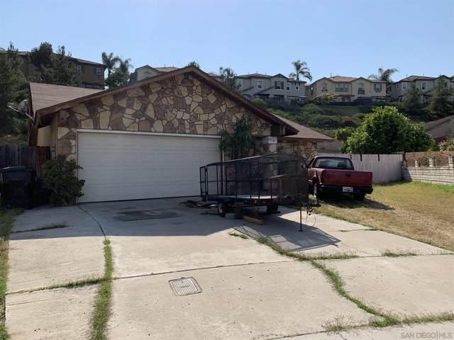 8307 Glen Vista Ct., San Diego, CA 92114 (#210017102) :: The Stein Group