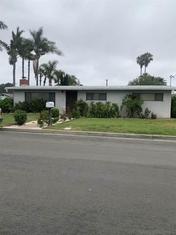 602 Rockledge Street, Oceanside, CA 92054 (#210017103) :: Windermere Homes & Estates