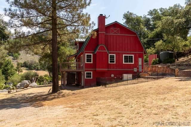 3452 Wynola Road, Julian, CA 92036 (#210017134) :: Neuman & Neuman Real Estate Inc.