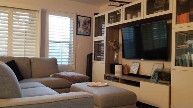 6911 Alvarado Rd #17, San Diego, CA 92120 (#210017153) :: SunLux Real Estate