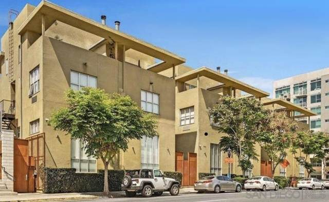721 9th Ave #9, San Diego, CA 92101 (#210017171) :: Zember Realty Group
