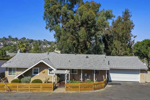 8287 Pasadena Ave, La Mesa, CA 91941 (#210017174) :: Neuman & Neuman Real Estate Inc.