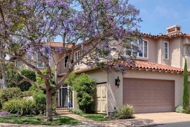 3106 Hamburg Square, La Jolla, CA 92037 (#210017175) :: Windermere Homes & Estates