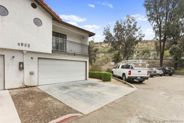 4968 Waring Rd Apt A, San Diego, CA 92120 (#210017183) :: Windermere Homes & Estates