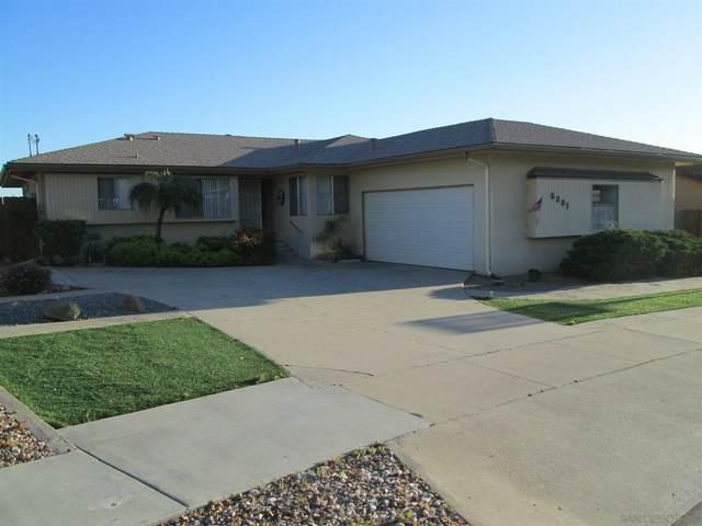 6381 Glenmont St, San Diego, CA 92120 (#210017197) :: SunLux Real Estate