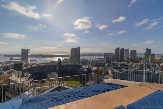 350 11th Ave #523, San Diego, CA 92101 (#210017250) :: Zember Realty Group