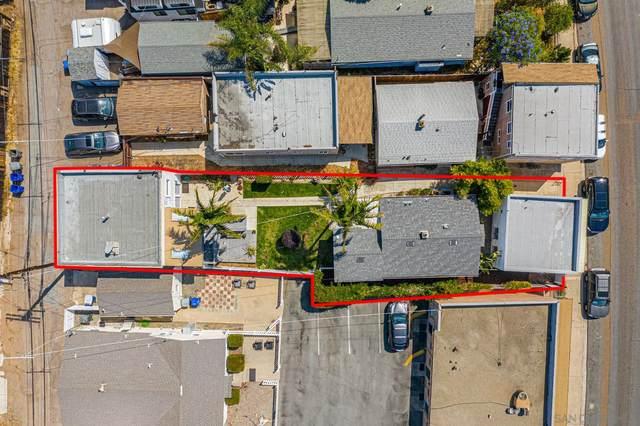 8816 La Mesa Blvd, La Mesa, CA 91942 (#210017266) :: SunLux Real Estate