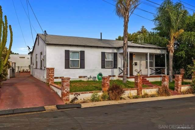 2509 34th Street, San Diego, CA 92104 (#210017286) :: Neuman & Neuman Real Estate Inc.