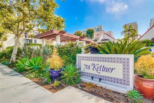 701 Kettner Blvd #124, San Diego, CA 92101 (#210017307) :: Keller Williams - Triolo Realty Group
