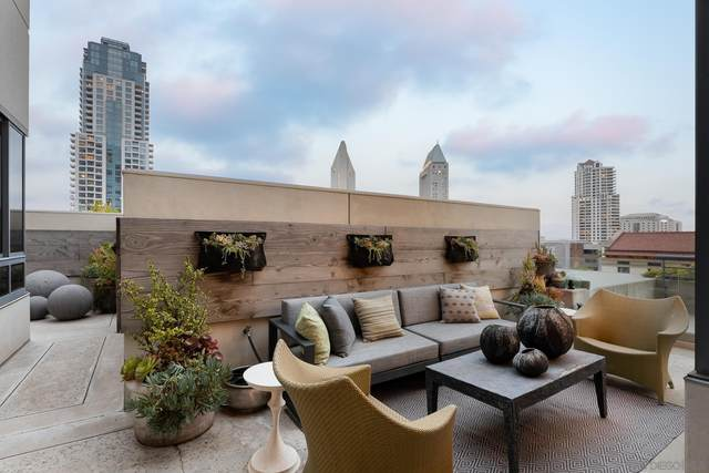 700 Front Street #505, San Diego, CA 92101 (#210017319) :: Keller Williams - Triolo Realty Group