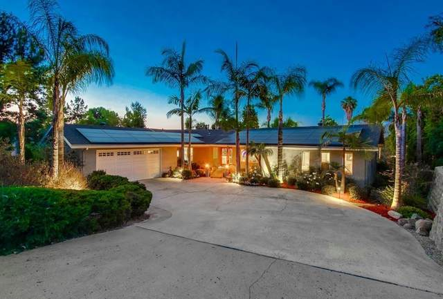 1033 Vista Sierra Dr, El Cajon, CA 92019 (#210017343) :: PURE Real Estate Group