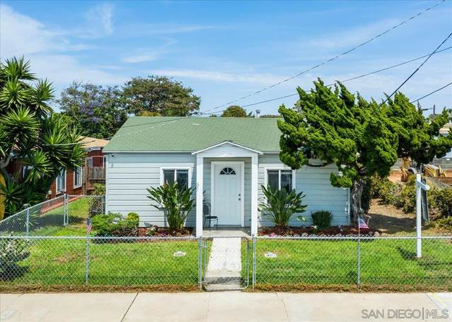 639 Delaware St, Imperial Beach, CA 91932 (#210017349) :: The Stein Group
