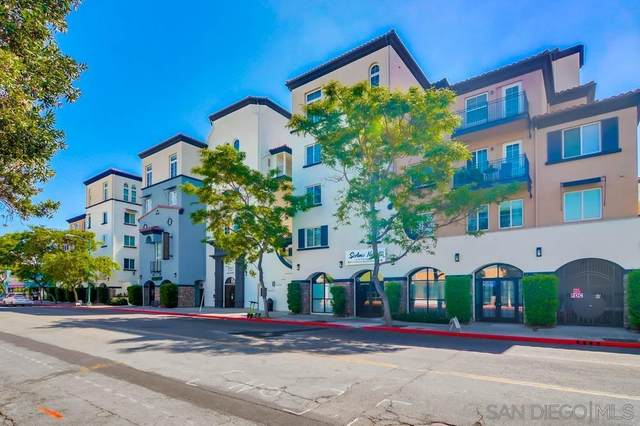 3957 30Th St #401, San Diego, CA 92104 (#210017361) :: Yarbrough Group