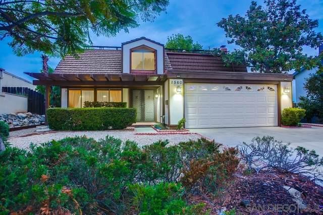 1560 Via Ronda, San Marcos, CA 92069 (#210017403) :: SunLux Real Estate