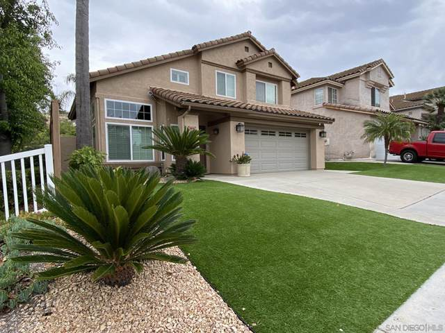 1036 Gallery Dr, Oceanside, CA 92057 (#210017411) :: PURE Real Estate Group