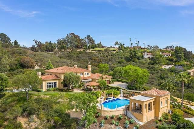 6627 Lago Corte, Rancho Santa Fe, CA 92067 (#210017412) :: Solis Team Real Estate