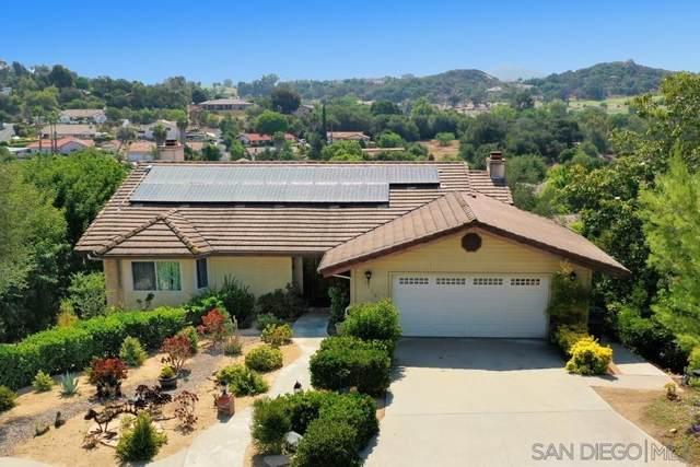 10195 Sage Hill Way, Escondido, CA 92026 (#210017423) :: The Stein Group