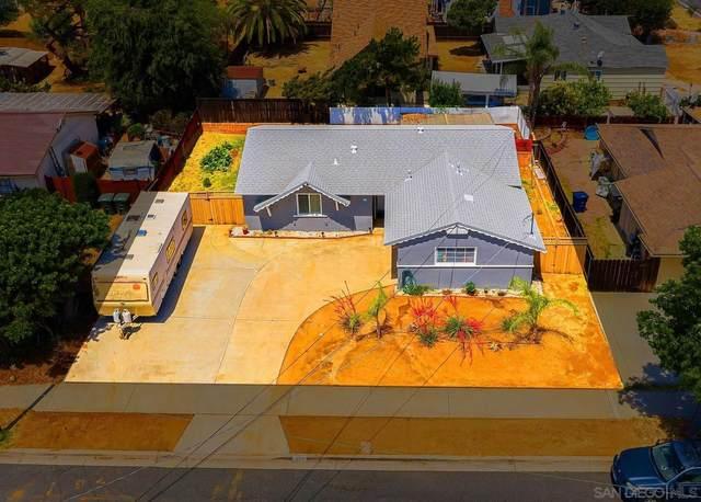 914 Taft Ave, El Cajon, CA 92020 (#210017427) :: PURE Real Estate Group