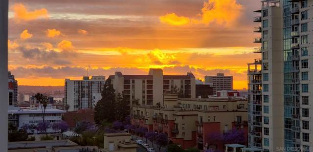 1441 9Th Ave #1201, San Diego, CA 92101 (#210017445) :: Keller Williams - Triolo Realty Group