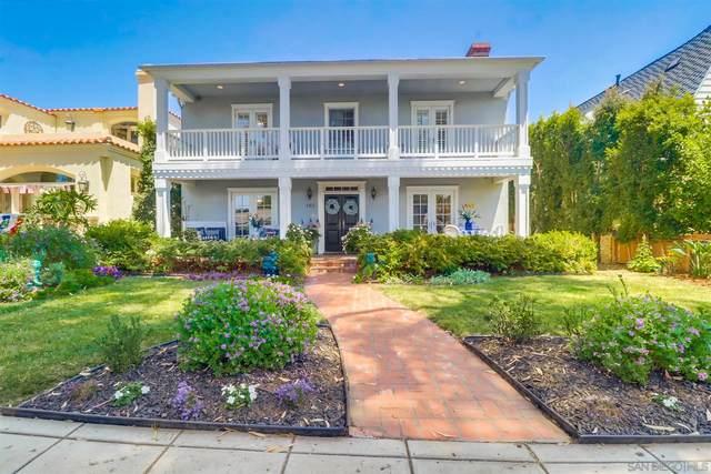 161 E Avenue, Coronado, CA 92118 (#210017469) :: SD Luxe Group