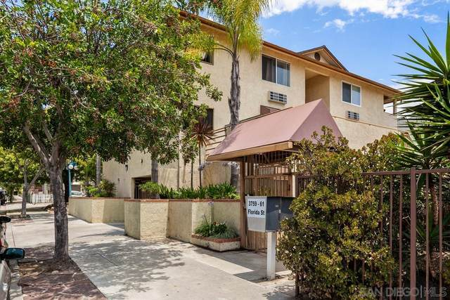 3759 Florida St. G, San Diego, CA 92104 (#210017521) :: Yarbrough Group