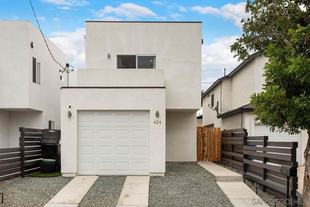 424 Morrison Street, San Diego, CA 92102 (#210017572) :: PURE Real Estate Group
