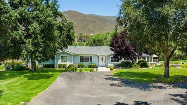 4137 Alpine Blvd, Alpine, CA 91901 (#210017714) :: Neuman & Neuman Real Estate Inc.