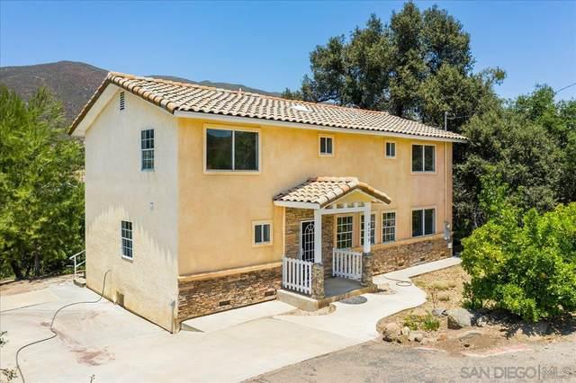 4209 Alpine Blvd, Alpine, CA 91901 (#210017716) :: Neuman & Neuman Real Estate Inc.