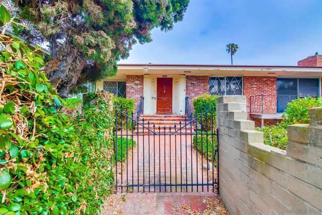 980 Scott Street, San Diego, CA 92106 (#210017835) :: Neuman & Neuman Real Estate Inc.