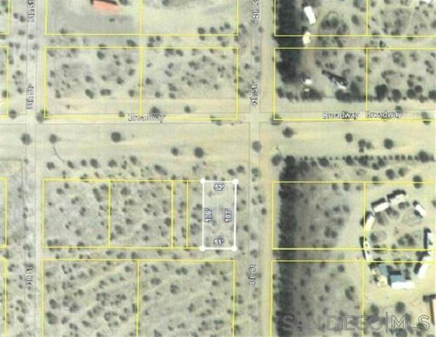 4th Street 37/1,2, Borrego Springs, CA 92004 (#210017846) :: Solis Team Real Estate