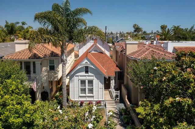 823 H Ave, Coronado, CA 92118 (#210018022) :: Neuman & Neuman Real Estate Inc.