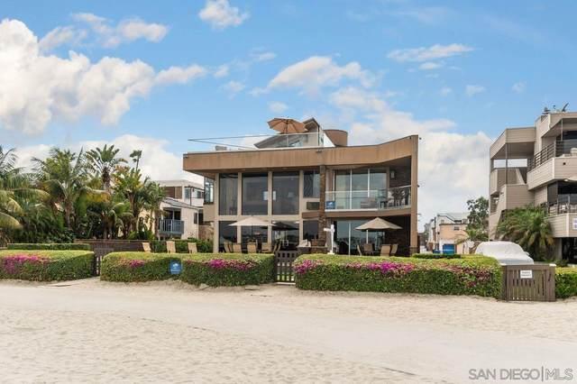 3958-3962 Bayside Walk, San Diego, CA 92109 (#210018062) :: Neuman & Neuman Real Estate Inc.