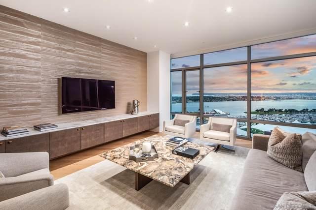 165 6th Avenue #2704, San Diego, CA 92101 (#210018124) :: SunLux Real Estate