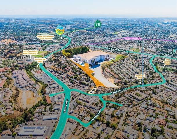 709-711 Townsite Dr, Vista, CA 92084 (#210018165) :: Neuman & Neuman Real Estate Inc.