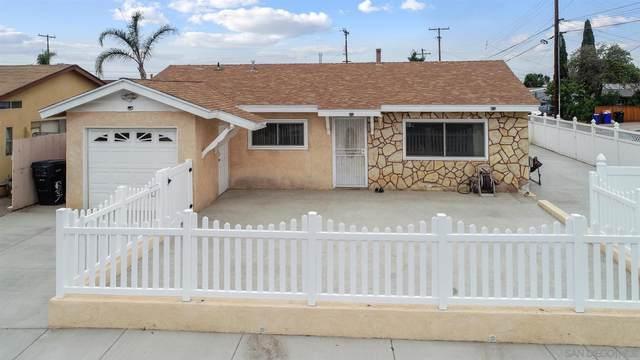 5780 Calle Felicidad, San Diego, CA 92139 (#210018226) :: Dannecker & Associates