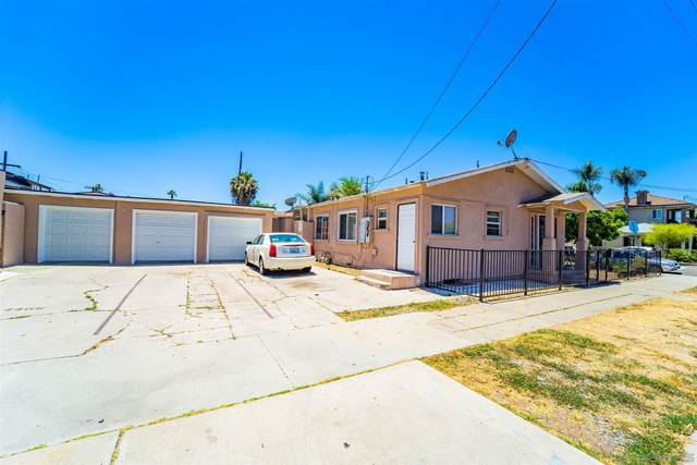 4451 Dwight Street, San Diego, CA 92105 (#210018234) :: Neuman & Neuman Real Estate Inc.