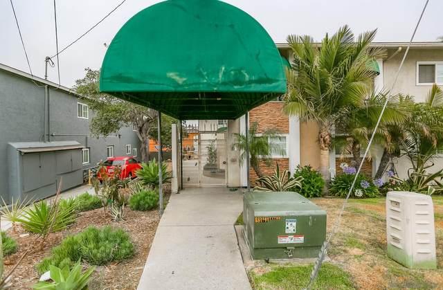 2219 Burroughs St #12, San Diego, CA 92111 (#210018237) :: Neuman & Neuman Real Estate Inc.
