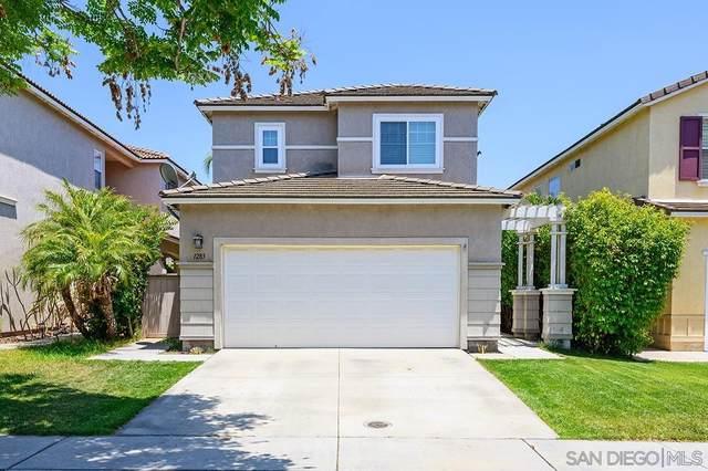 1283 Mill Valley Road, Chula Vista, CA 91913 (#210018254) :: Neuman & Neuman Real Estate Inc.