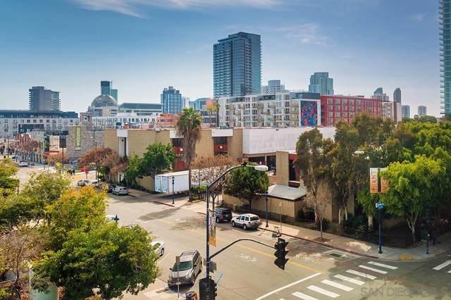 1400 Broadway #1404, San Diego, CA 92101 (#210018294) :: Neuman & Neuman Real Estate Inc.