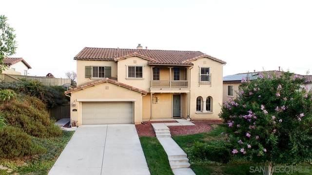 2413 Honeybell Ln, Escondido, CA 92027 (#210018327) :: Neuman & Neuman Real Estate Inc.