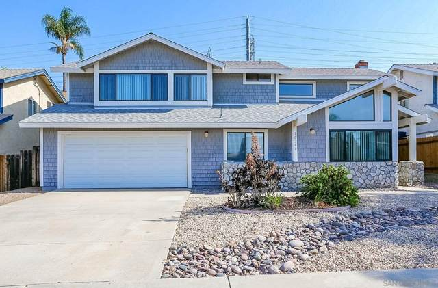 10246 Easthaven Dr, Santee, CA 92071 (#210018339) :: Windermere Homes & Estates