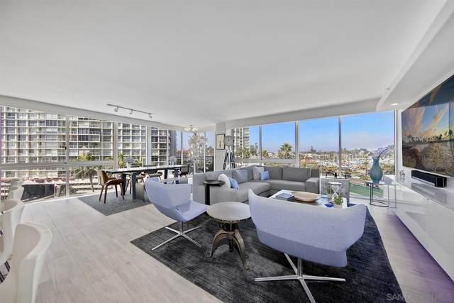 1750 Avenida Del Mundo #404, Coronado, CA 92118 (#210018340) :: Neuman & Neuman Real Estate Inc.