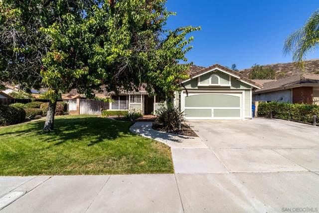 9243 Sinsonte Ln, Lakeside, CA 92040 (#210018410) :: Neuman & Neuman Real Estate Inc.