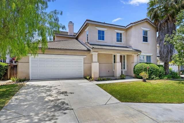 1949 Pizarro Lane, Escondido, CA 92026 (#210018429) :: Neuman & Neuman Real Estate Inc.