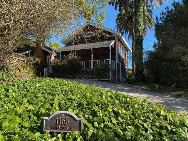 1155 Highland Drive, Del Mar, CA 92014 (#210018518) :: Neuman & Neuman Real Estate Inc.