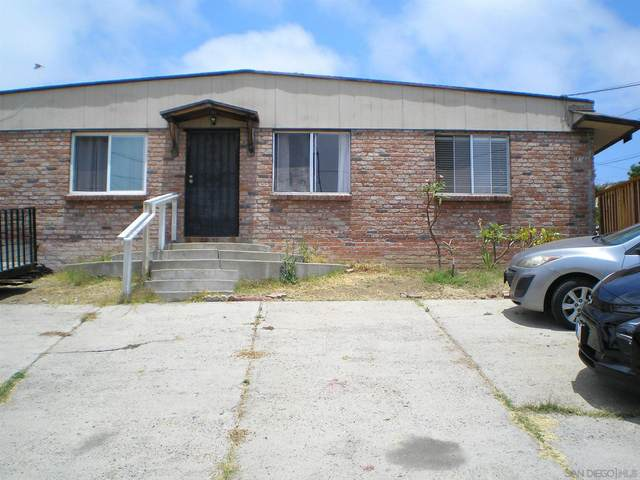 317-319 Foothill Road, San Ysidro, CA 92173 (#210018577) :: Neuman & Neuman Real Estate Inc.