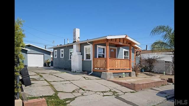3560 Polk Ave, San Diego, CA 92104 (#210018591) :: Neuman & Neuman Real Estate Inc.