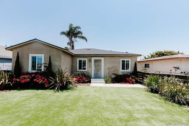 1207 Florence St, Imperial Beach, CA 91932 (#210018592) :: Neuman & Neuman Real Estate Inc.